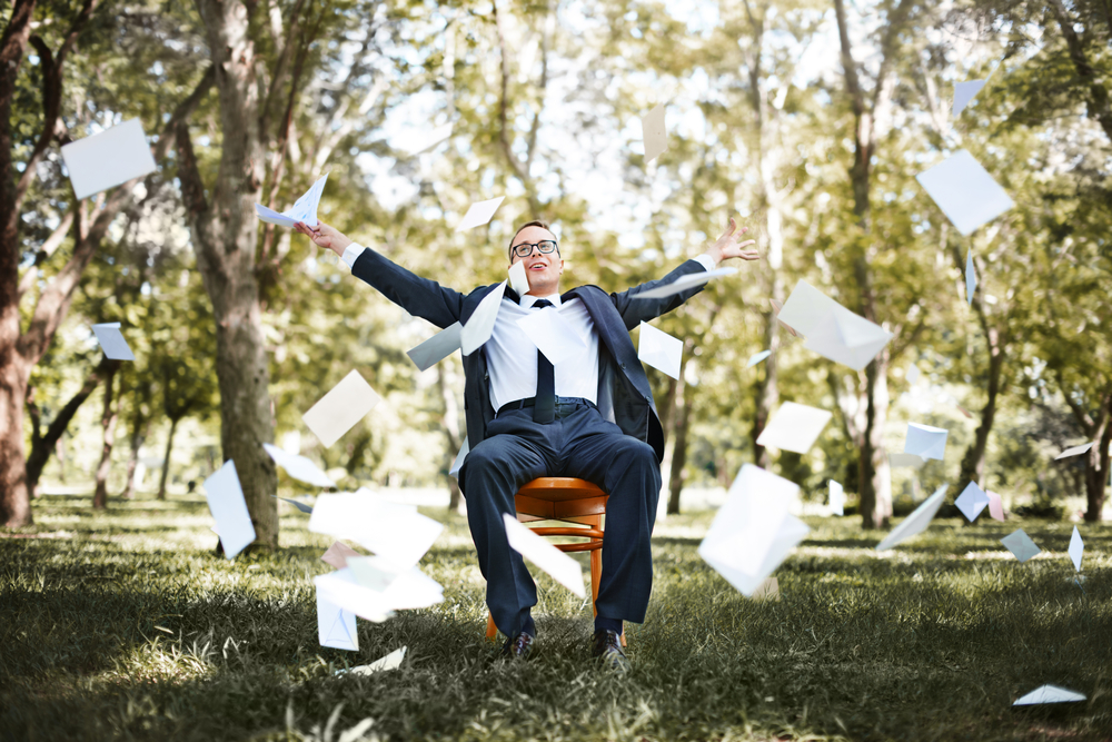 Don't Burn Out! O'Connor Marketing Reveal How Professionals Can Destress