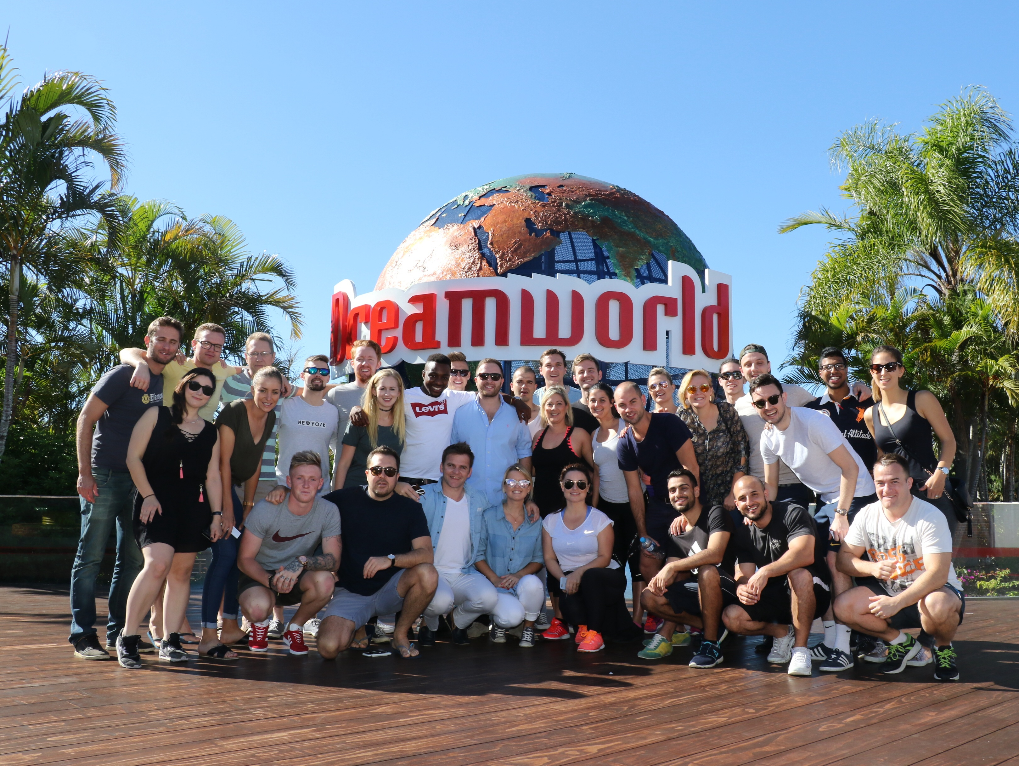 O'Connor Marketing at DreamWorld (READ MORE)