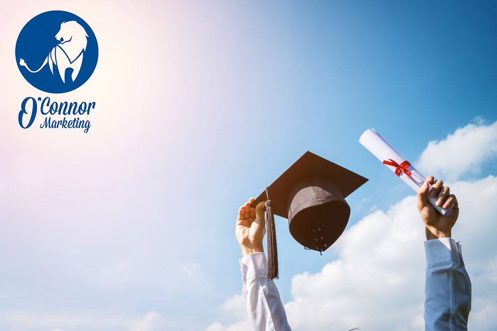 O'Connor Marketing Urge Graduates to Look Beyond What's on Paper