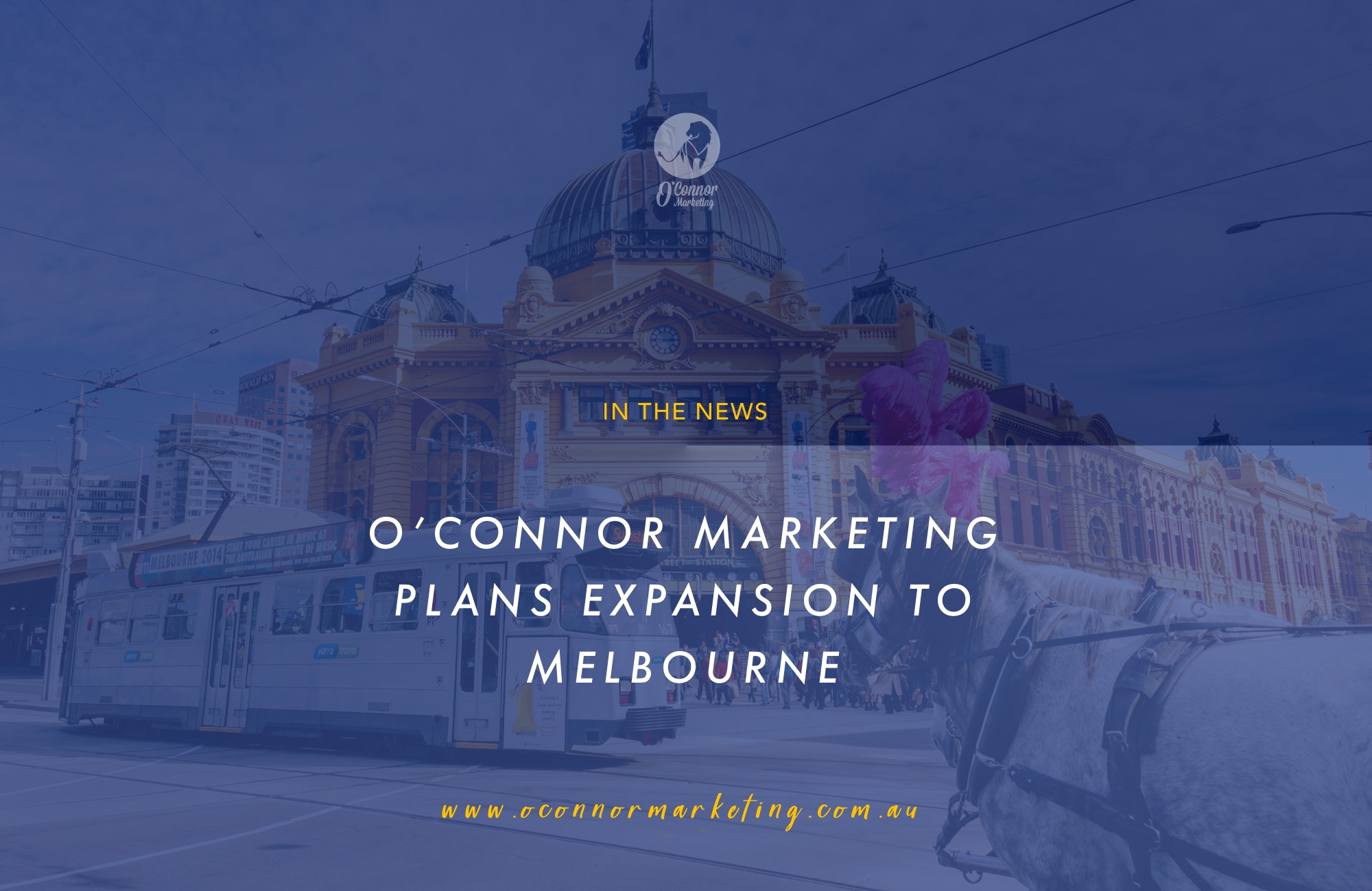 O'Connor Marketing plans expansion to Melbourne